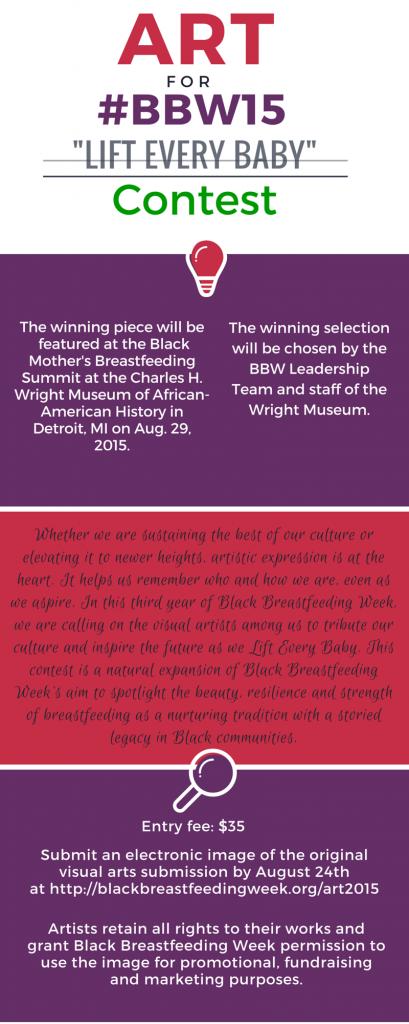 BBW15 Art Contest Announcement