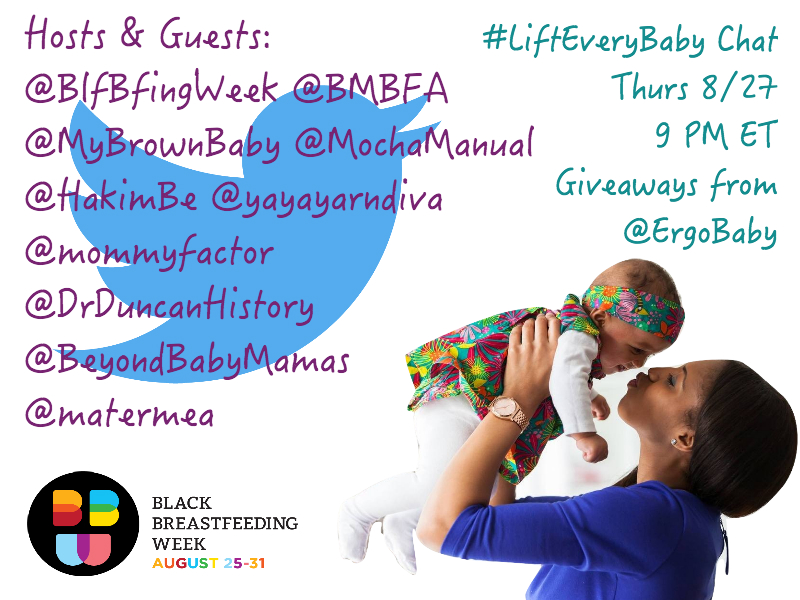 #LiftEveryBaby chat promo