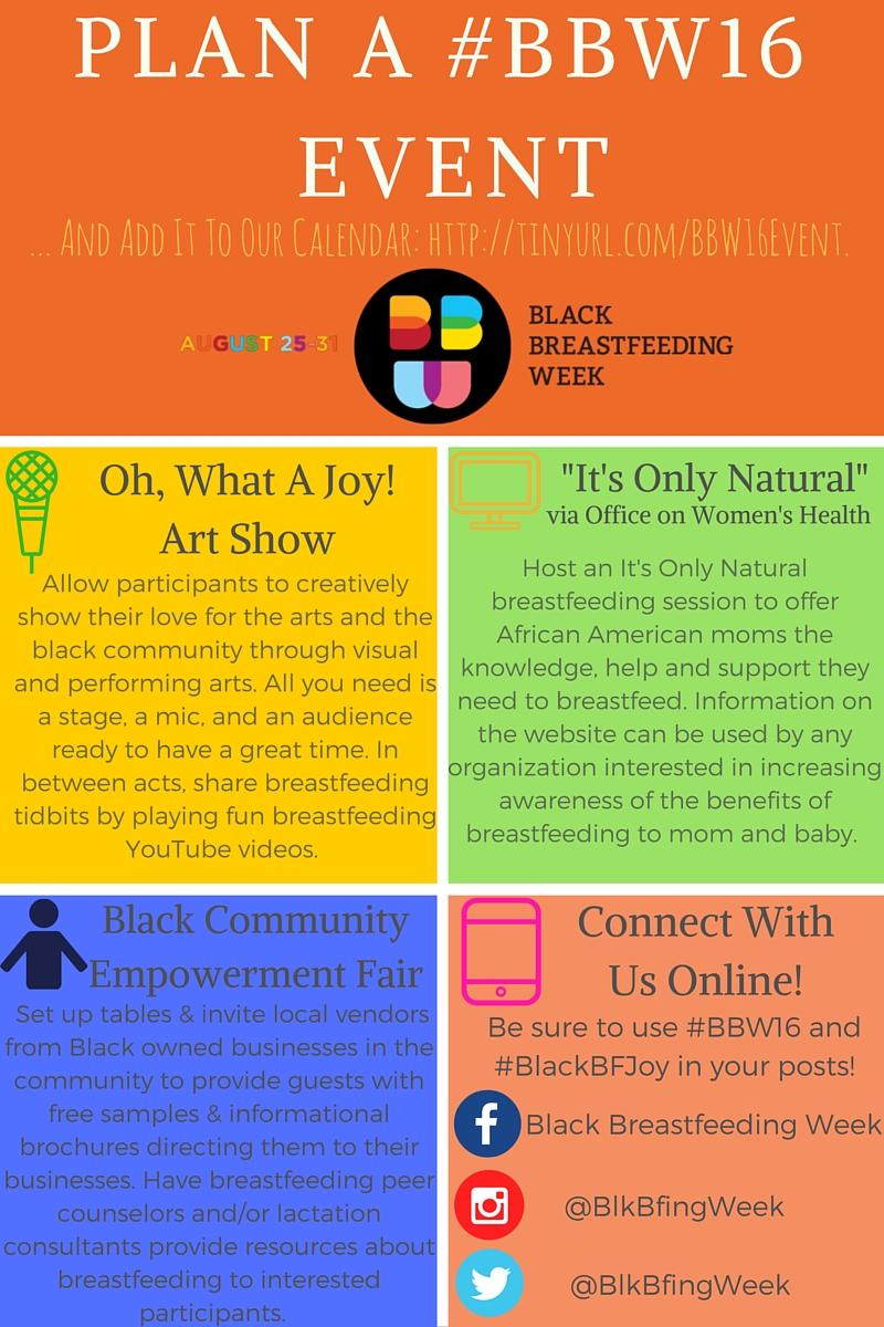 #BBW16 Event Ideas2