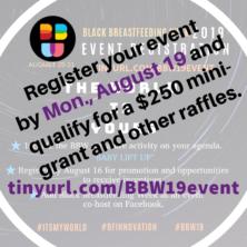 Black Breastfeeding Week